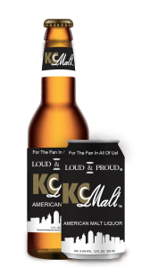 KC Malt Bottle & Can