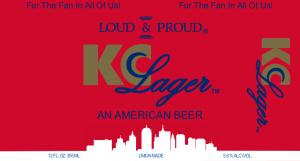 Kansas City Lager Label