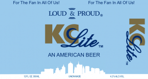 Kansas City Lite Label
