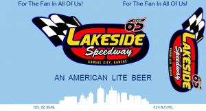 Lakeside Speedway Lite Label